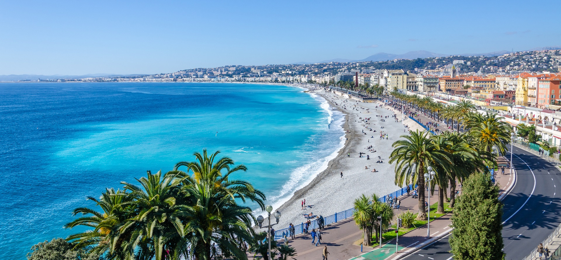 Holidays in beautiful campsites on the French Riviera
