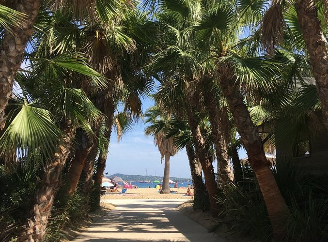 camping Port Grimaud